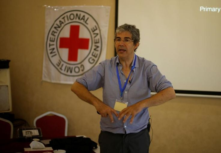 GAZA (Reuters) – British war surgeon David Nott was back in the Gaza Strip this week to share with local doctors specialist knowledge he has amassed from working in conflict and disaster zones over the past quarter-century.  An expert in using minimal equipment to treat patients in basic...