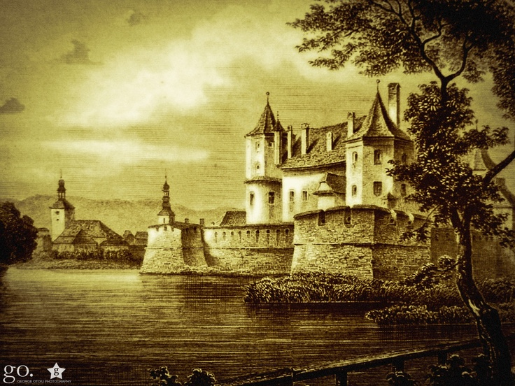 cetatea fagaras / Ludwig Rohbock