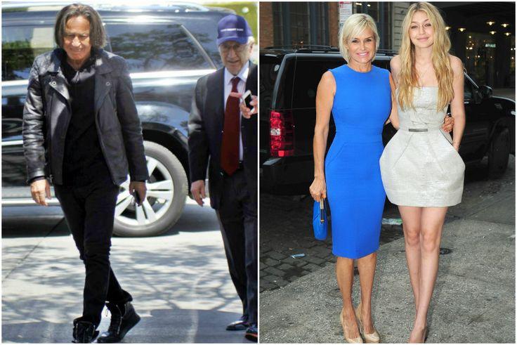 Gigi Hadid, daughter of Mohammed Hadid and Yolanda Foster