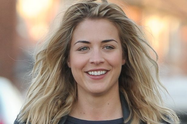 Gemma Atkinson has made a name for herself