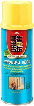 Spraying foam around the windows « Home Improvement Stack Exchange Blog