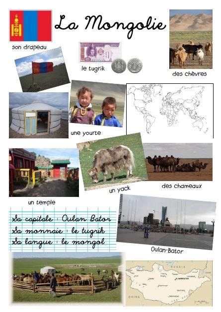 CP/CE1 - Cécile et Sylvain autour du monde                                                                                                                                                                                 Plus