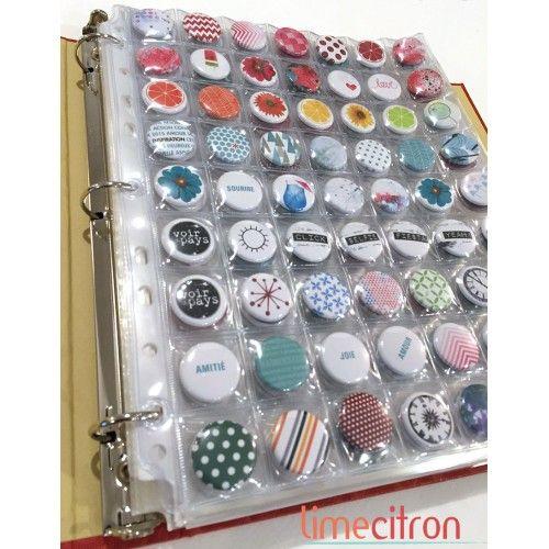 Feuille de rangement pour badges http://boutique.limecitron.com/boutique/fr/feuille-de-rangement-pour-badges-p929/