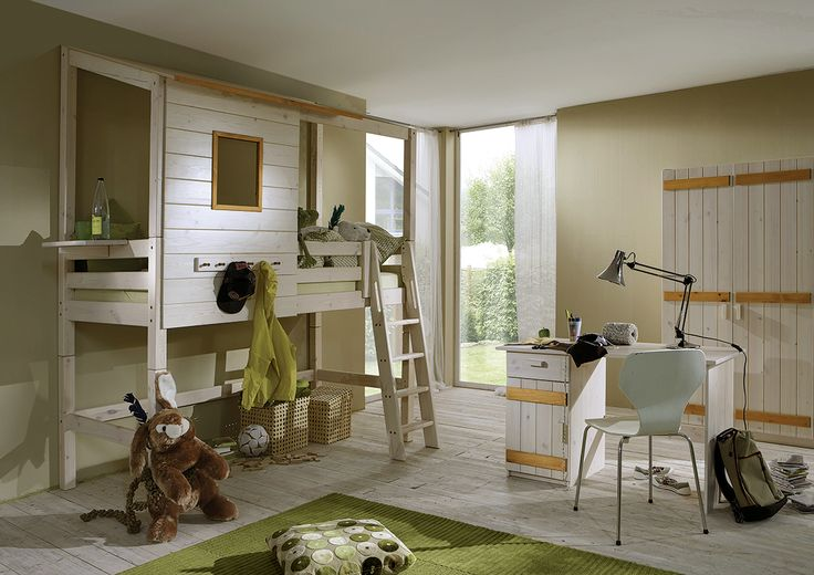 """eine andere variante des mini-hochbetts """"kiddy"""" besticht durch den, Schlafzimmer"""