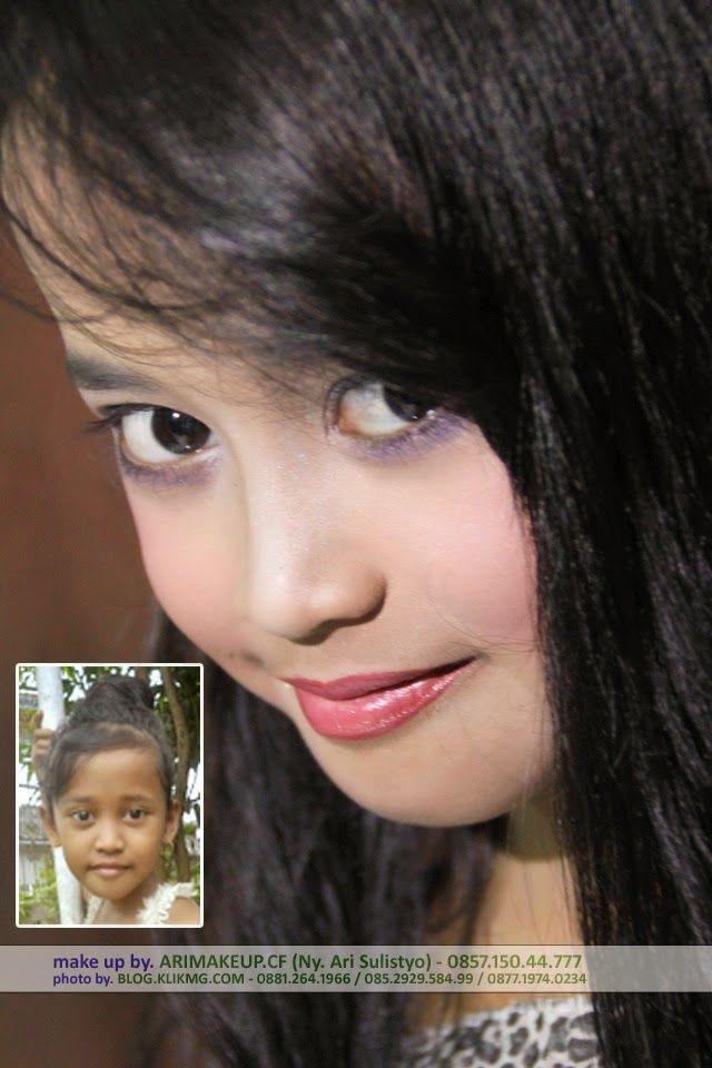Tata Rias untuk Anak-anak yang Minimalis & Sederhana oleh : Ny. ARI Rias Pengantin – arimakeup.cf | Klikmg.com