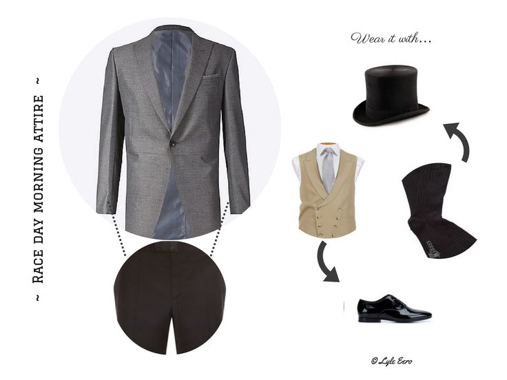 Men's Style Guide: The Royal Ascot