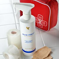 Product of the Week - Every first-aid kit should have a bottle of Aloe First®. It is designed to soothe the skin after minor cuts, scrapes, burns, and sunburn. Aloe's anti-bacterial and anti-inflammatory properties make it the best choice for first-aid. The burnt plant's gel is also well known for its ability to stimulate cell-regeneration, thus speeding up wound healing.