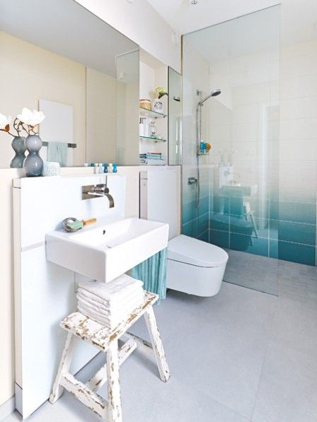 38 best images about badezimmer on pinterest mosaics for Badezimmer 5 quadratmeter