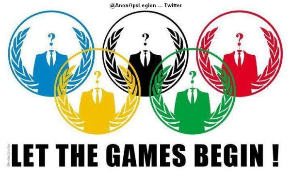 Using the term 'icons' loosely - who is behind the Olympics - the faceless suits?? Who are the Olympics for?