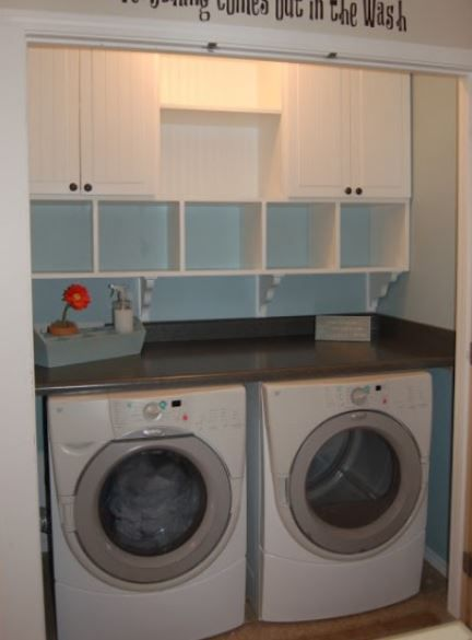 17 best images about small laundry room ideas on pinterest