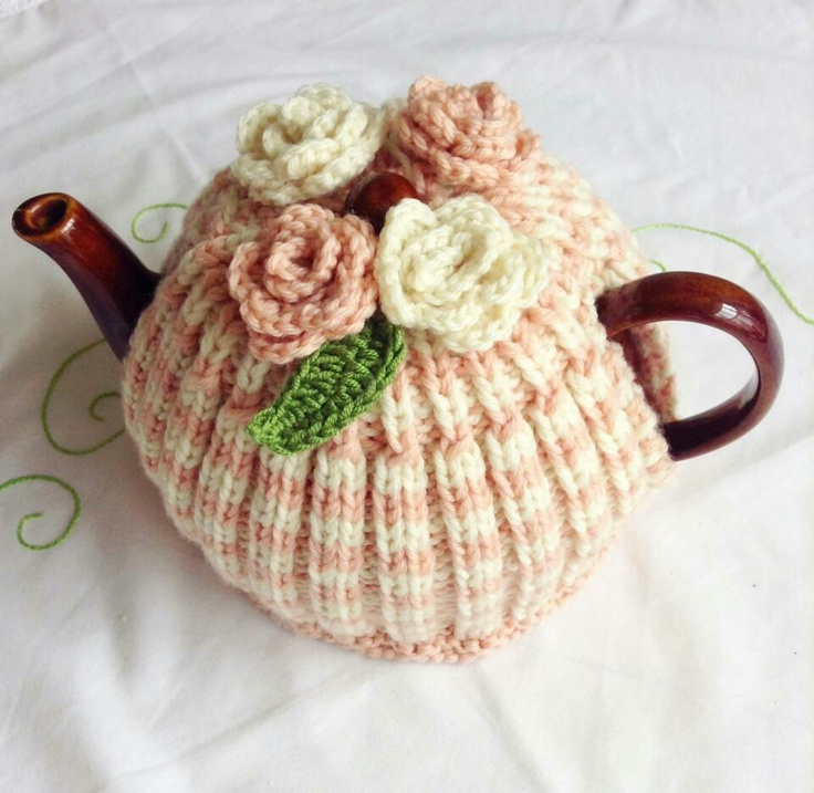 137 best Tea Cosies images on Pinterest   Tea time, Knit crochet and ...
