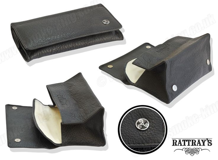 Rattray's Large Box Pipe Tobacco Pouch - TP3