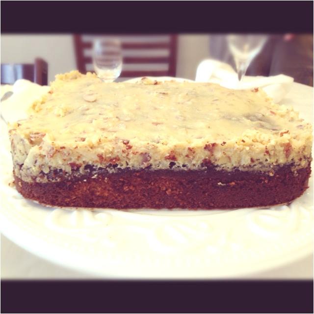 Ricotta Cake (recipe by Anna Olson)