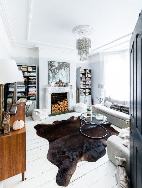 luxelife's home in Liverpool, GB. See inside more inspiring homes on MADE.COM/Unboxed.
