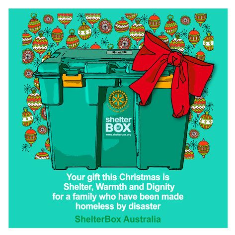 I have had the privilege of working with international disaster aid charity ShelterBox Australia on their Christmas card design. Please check out their website and learn more about all the fabulous work they do around the world for families made homeless by disaster. http://www.shelterboxaustralia.com.au/