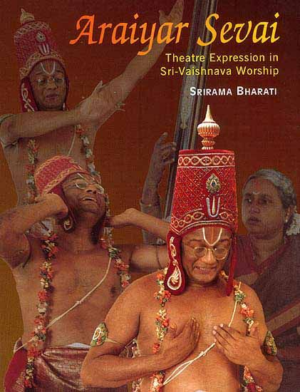 Theatre Expression in Sri Vaishnava Worship is a scholarly account of that festival and its variants in the temples of Srirangam and elsewhere. Srirama Bharati, who has taught and performed the sacred art for over 25 years has rendered the Alvars' Pasurams (verses from the Divya Prabandham) in English with the intimacy of an 'insider'. The book includes an overview of the 108 Divya Desa temples and a gist of the Vishnu-Krishna lore of the Itihasa-Puranas.