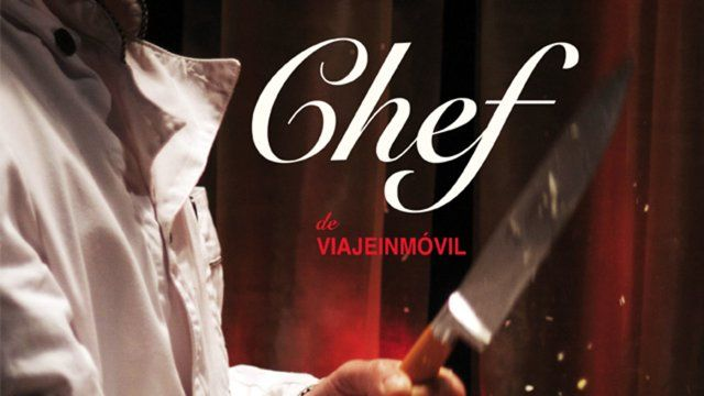 "Trailer for the Theater Play ""Chef"" by Viajeinmovil"
