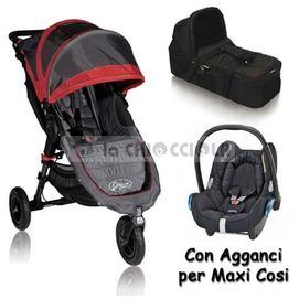 Trio Baby Jogger City Mini GT 2013 a 748 € invece di 806 €!! http://www.lachiocciolababy.it/bambino/trio_baby_jogger_city_mini_gt_2013-5722.htm