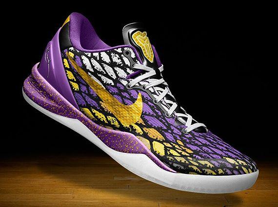 Nike Kobe 8 iD #COUNTONKOBEiD Contest Winner