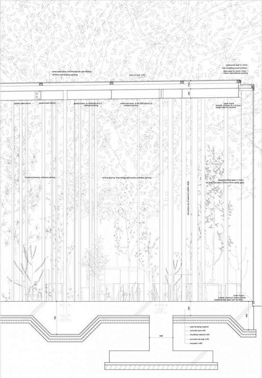 KAIT Kobo - Kanagawa Institute of Technology. in DETAIL. by junya.ishigami+associates [Kanagawa] Japan | Section.
