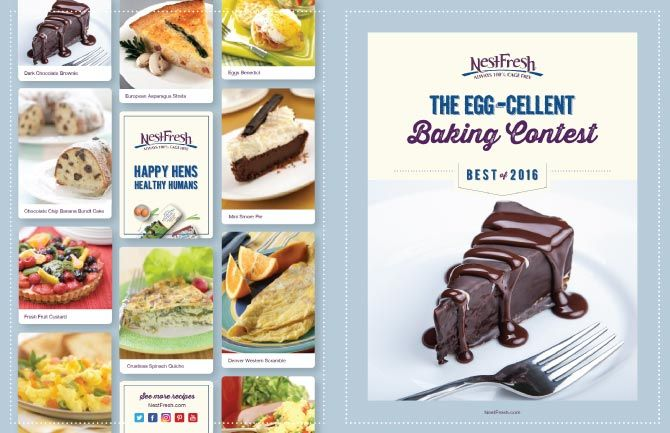 Our recipe ebook is out! Get it now for lots of great #baking #recipes!
