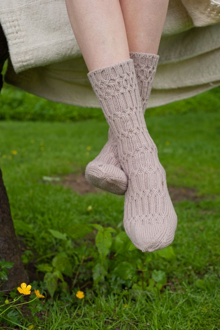 15 best knitting ideas cozy socks images on pinterest knit cross rib socks designed by ann budd bankloansurffo Choice Image