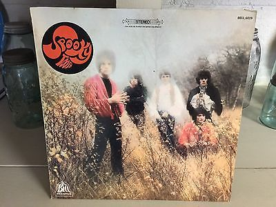 Spooky Tooth - Self Titled - 1968 Bell 6019 Vinyl LP Record Album VG+