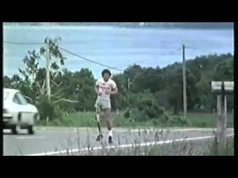 Terry Fox La Persévérance par Gregg LeRock - YouTube