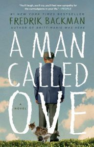 2017***A bitter old man who finds love in his neighborhood after his wife dies. Hated this book until the last two chapters.