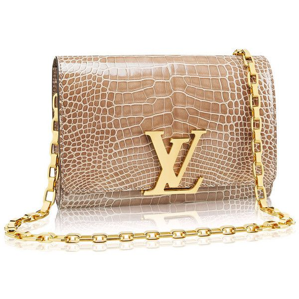 Louis Vuitton Has Seriously Expanded Its Selection of Exotic Bags ❤ liked on Polyvore featuring bags, handbags, louis vuitton, checkered bag, louis vuitton purse, beige bags and checked bag