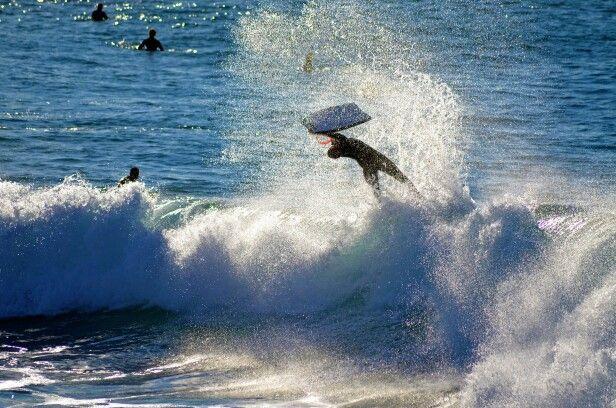 Bodyboard Jump
