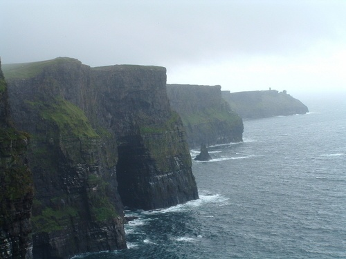 Cliffs of Moher... my heart longs to visit Ireland again...
