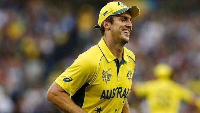 We certainly do have a series on our hands: Mitchell Marsh