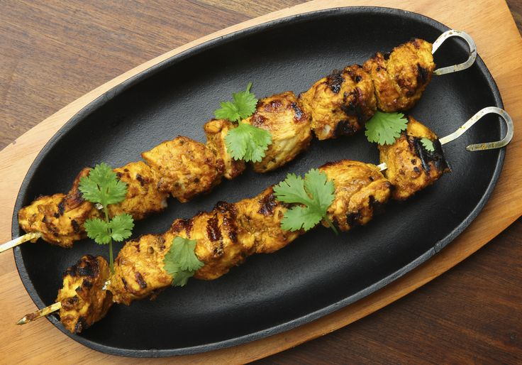 Ginger is featured in 29% of Indian kabob dishes.