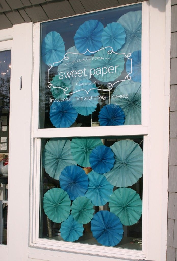 that would be cute on the windows to keep the room cooler and create pretty light.