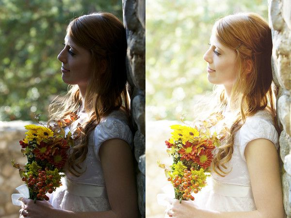 Create that sun bleached look in Photoshop using nothing but curves