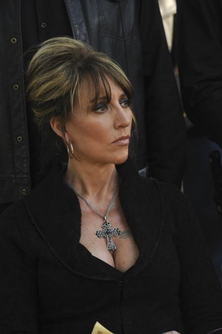 Gemma Teller in Sons of Anarchy, SAMCRO, SOA, bikers, brothers, family, female beauty, portrait, photo