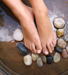 how to clean pedicure tools at home