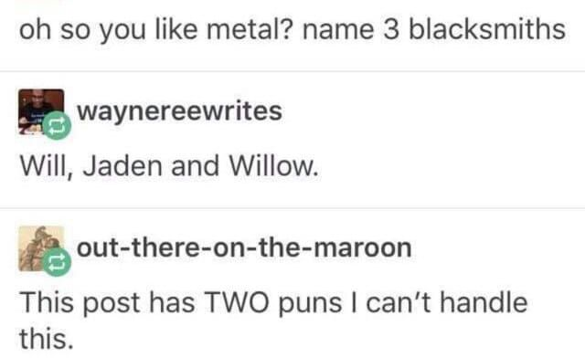 24 Puns You Probably Won't Want To Laugh At, But Definitely Will