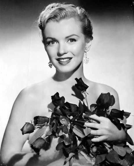 Marilyn Monroe | Publicity photo for All About Eve, John Engstead, 1950.