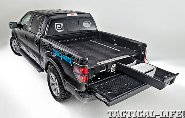 Get DECKED: Truck Bed Storage Made Easy | VIDEO
