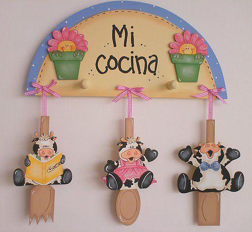 Pinterest the world s catalog of ideas - Adornos para la cocina ...