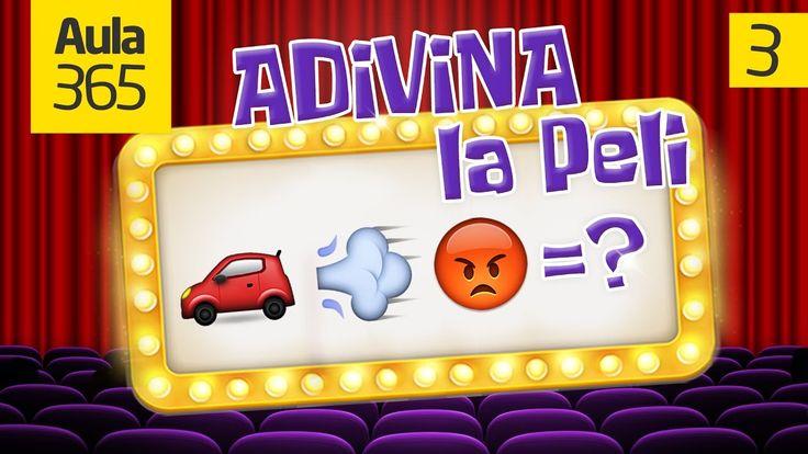 ¿Puedes adivinar todas las películas? | Emoji Challenge 3