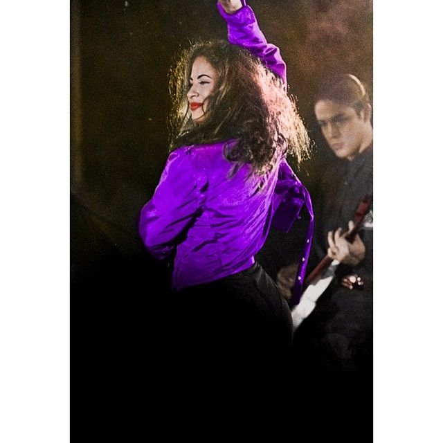 Selena Live. Corpus Christi 1993.