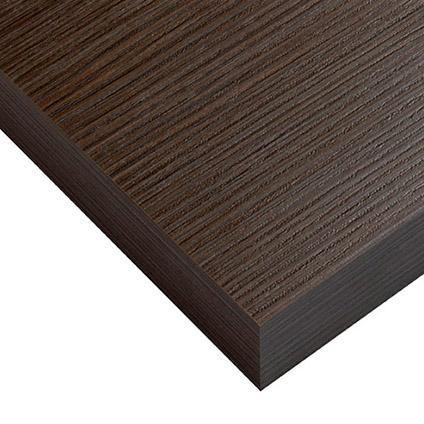 Tiger wastafelblad Ontario mocca wood 60cm | Praxis