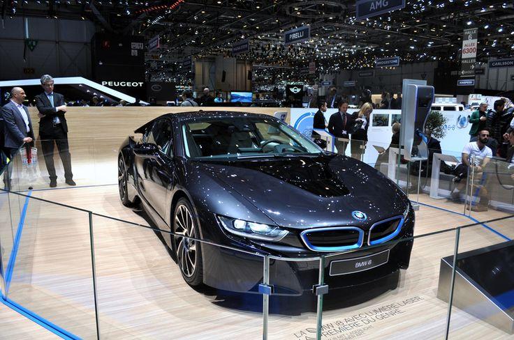 Pierwsza oficjalna reklama BMW i8