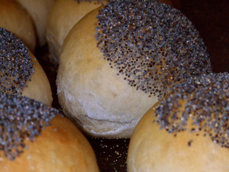 Freshly Baked Bread at Milebrook House Hotel, Knighton