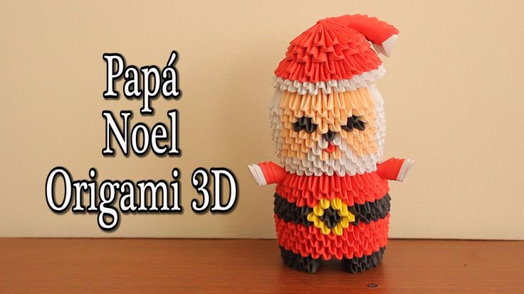 38 best christmas 3 d origami images on pinterest