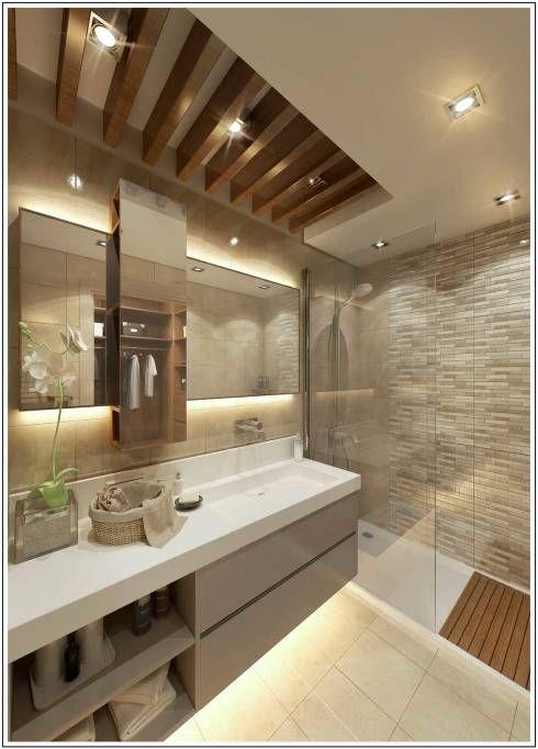 Küçük banyoların dekorasyonu için 6 parlak fikir