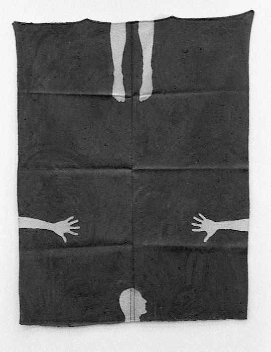 person scarf